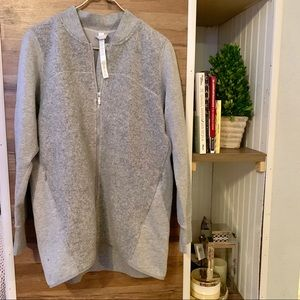 Lululemon Stand our Sherpa jacket size 12